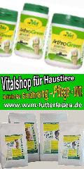 Futter & Vitalshop für Tiere